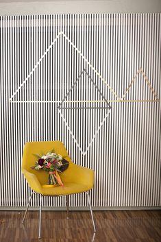 Image by Paola de Paola Weddings - alternative geometric wedding