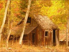 An old cabin in Park City, Ut - Photo by Cory Izatt