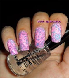 Nails by Malinka: Pueen Encore SE01B