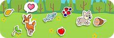 Jeux en ligne pour enfant : épices, animaux, poules, légumes; ILS ONT ADORÉ !