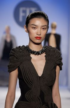 Alana Machado: FIT Future of Fashion Runway Show 2012