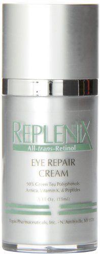 Replenix Eye Repair Cream 0.5 fl Ounce. SETAF http://www.amazon.com/dp/B003UTRNXK/ref=cm_sw_r_pi_dp_xRvXub15MWSVJ for fine lines