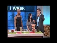 Shaun T (Beachbody Trainer Extraordinaire) on The Dr Oz Show February 15, 2012