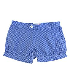 This Cobalt Bubble Shorts - Toddler is perfect! #zulilyfinds