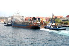 Thuishaven Gorinchem  14 oktober 2015 aankomst Willemstad, Curaçao  http://koopvaardij.blogspot.nl/2015/10/thuishaven-gorinchem.html
