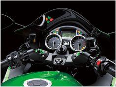 2016 model Ninja ZX-14R ABS (ZX1400J) ※ Australia specification