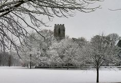 Christ Church on the Stray in Harrogate by Anna Whiteley