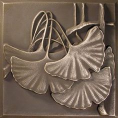 Ginkgo Wood Carving