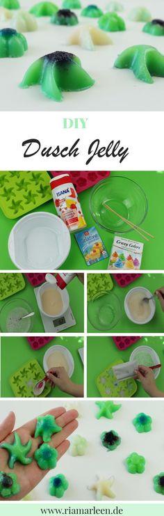 DIY Dusch Jelly im Lush Style selber machen
