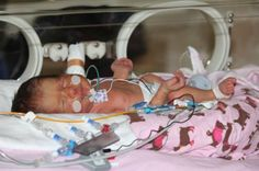Help support a tiny miracle is born . http://www.gofundme.com/3evvjk' Ava needs all the help she can get :)