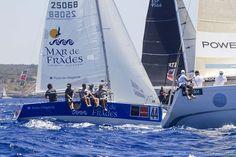 'MAR DE FRADES' mantiene sus opciones en la bahía de Palma