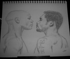 Artist Listed Realism Signed US Art Drawings Graphite Drawings, Art Drawings, Sports Drawings, Manny Pacquiao, Floyd Mayweather, List Of Artists, Graffiti Drawing, Art Paintings
