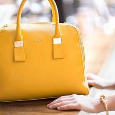 Furla Twiggy Medium Top-Handle Bag