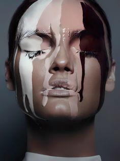 Aleksandar alek zivkovic face and body art в 2019 г. makeup, makeup art и c Makeup Photography, Portrait Photography, Make Up Inspiration, Make Up Art, Beauty Shoot, Maquillage Halloween, Homemade Face Masks, Contouring And Highlighting, Fantasy Makeup
