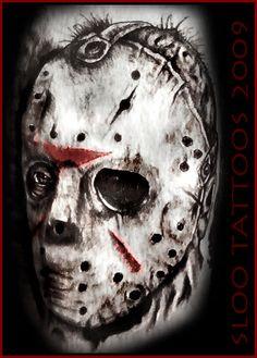 Friday the 13th, Jason tattoo