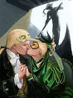 HPS - Lucius Malfoy x Narcissa Malfoy - Lucissa