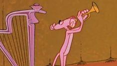 Pink Panther classic cartoon show