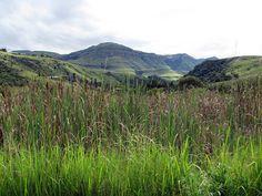 Drakensberg Mountains from Drakensberg Sun South Africa Digital JPG Download on Etsy, $4.00