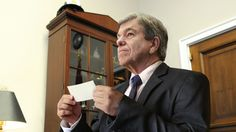 Senator Moved To Tears After Reading Constituent's Heartfelt Check