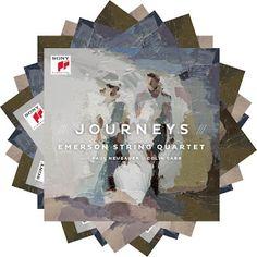 Journeys  Emerson String Quartet  With Paul Neubauer & Colin Carr    Philip Setzer and Eugene Drucker: violins  Lawrence Dutton: viola  David Finckel: cello    Sony, 2013