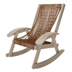 Found it at AllModern - Coastal Rocking Chair