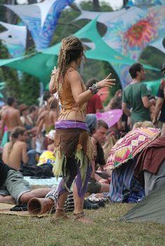 Nackt ozora festival An Insight