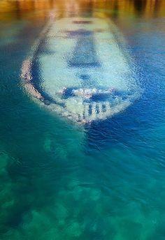 """""""Sunken Treasure"""" - © Nella Pascal"""