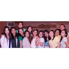 These are the alumni and the original cast of Goin' Bulilit who are now grown-up girls smiling for the camera during the Christmas party and reunion of the original cast and alumni of Goin' Bulilit at Direk Edgar Mortiz's house in Quezon City last December 2014. Indeed, they're another of my favourite Kapamilyas, and they're amazing Star Magic talents. #SharleneSanPedro #MilesOcampo #JuliaMontes #GoinBulilit #GoinBulilitGraduates Child Actresses, Child Actors, Growing Up Girl, Star Magic, Originals Cast, Quezon City, All Grown Up, December 2014, Filipina