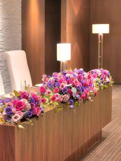 結婚式場写真「ソアラメインテーブル」 【みんなのウェディング】