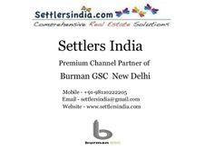 Call @ +91-9811022205 for Booking Prelaunch Gurgaon Spectrum Center Sec-82A  by Settlers India.com via slideshare