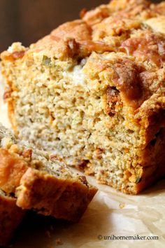 Chorizo and Manchego Beer Bread