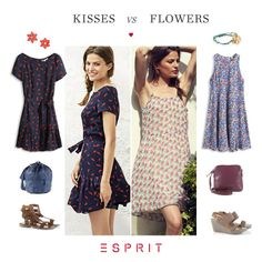 Airy #dresses with #sweet #prints – an absolute must-have for this #summer! Which one is your favorite?