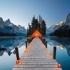 amazing lake #canada