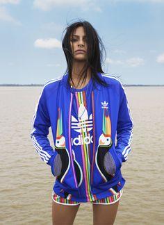 coleção adidas farm look 2015 moletom tucano