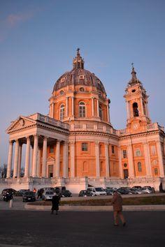 Italy: Basiica di Superga #italy #turin
