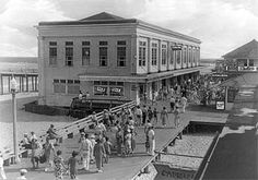 Ocean City Boardwalk  1930 #ocmd