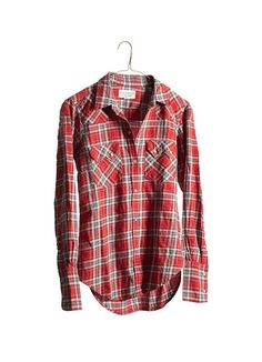Flannels are for the days when you want to look cute without the effort.  I have no complaints...