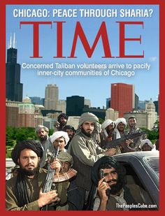 Taliban to Send Peace-Keeping Advisers to Chicago