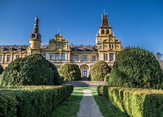 A 15 legszebb kastély Magyarországon - Impress Magazin Hungary, Places To Go, Mansions, House Styles, Manor Houses, Villas, Mansion, Palaces, Mansion Houses