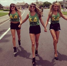 Gallery: UCF's Kappa Delta Might Be The Hottest Sorority Yet, Had To Post This Immediately #TFM