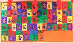 Tutustuimme oppilaiden kanssa vastaväreihin ja teimme Andy Warhol -tyylisiä taideteoksia. Jokainen oppilas teki kahta vastaväriparia hyödynt...