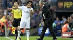FC Barcelona 2-1 Real Madrid | Ancelotti también tuvo su debut en el clásico español.