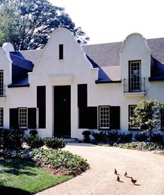 McAlpine Tankersley Architecture Cape Dutch Charlotte nc @julianavorhoff @julianavorhoff