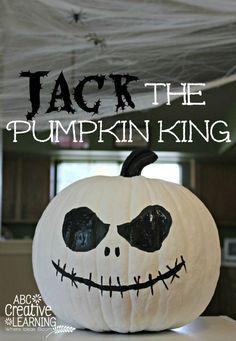 No-Carve Halloween Pumpkins Round-Up