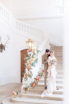Beautiful winter wedding photo shooting in Schloss Eckartsau - Liliia Chuba - wedding photography Vienna Austria Winter, Fairytale Weddings, Fine Art Wedding Photography, Bridal Beauty, Wedding Photoshoot, Fairy Tales, Vienna, Wedding Dresses, Beautiful