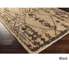 Beth Lacefield : Hand-Knotted Edith Rug