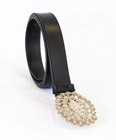 Ζώνη με Οβάλ Αγκράφα | Vaya Fashion Boutique Belt, Bracelets, Leather, Accessories, Jewelry, Fashion, Belts, Moda, Jewlery