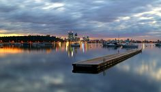 The best places in Perth to photograph landscapes - Matilda Bay