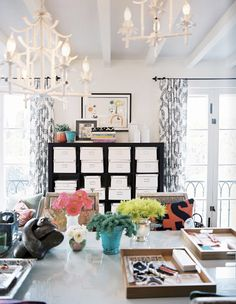 Love this look for my office - work or home