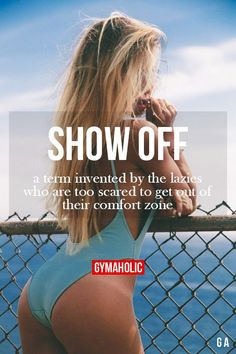 Show Off Fitness Revolution